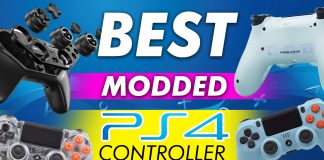 Best Modded Ps4 Controllers
