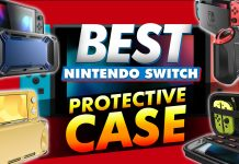 Best Nintendo Switch Protective Cases