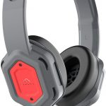 Brenthaven Edge Rugged Over Ear Headphone with Durable Ear Pads