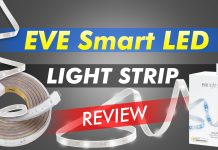 Eve Smart Led Light Strip Review