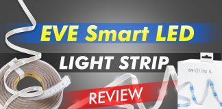 Eve Smart Led Light Strip Review