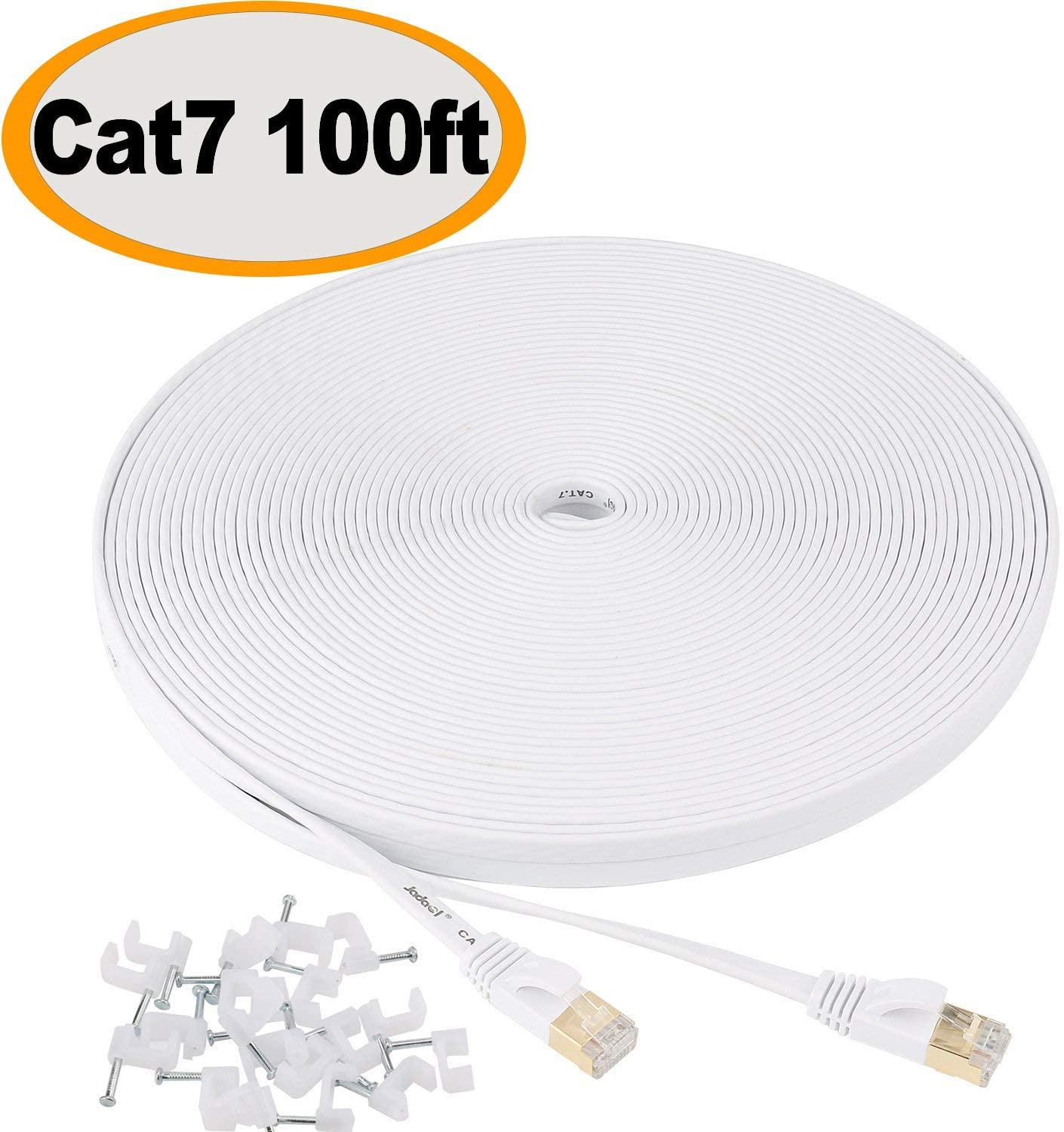 Jadaol Cat 7 Ethernet Cable