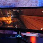 """lenovo legion y44w 10 43.4"""" wled curved gaming monitor"""