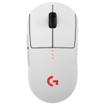 Logitech G Pro Wireless Gaming Mouse Ghost Edition