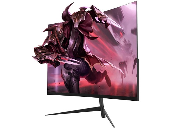 """oecrayy 24"""" curved fhd gaming monitor"""