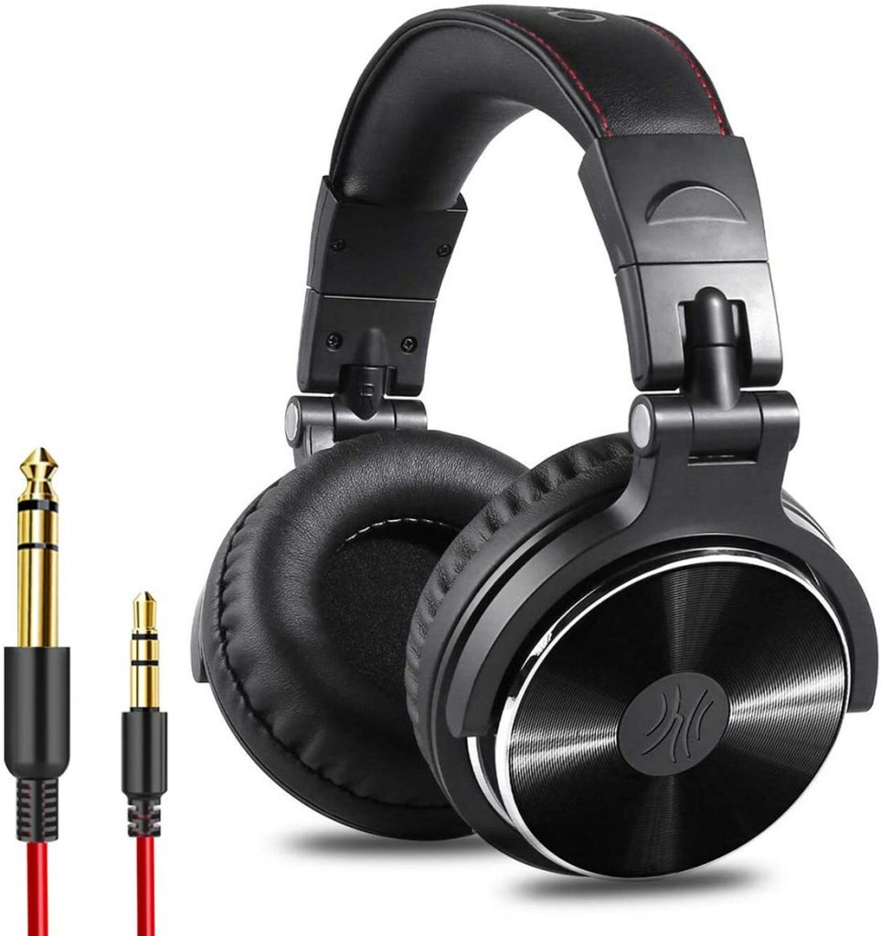 Oneodio Closed Back Over Ear Most Durable Headphones