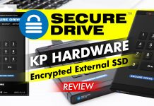 Securedrive Kp Hardware Encrypted External Ssd Review