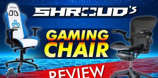 Shroud's Gaming Chair Review