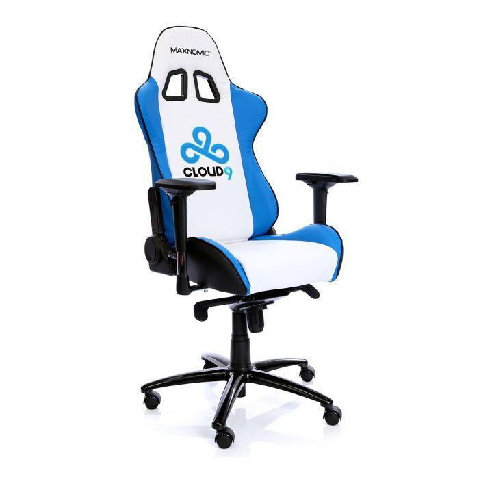 Shroud's Previous Gaming Chair Maxnomic Cloud9 Cas