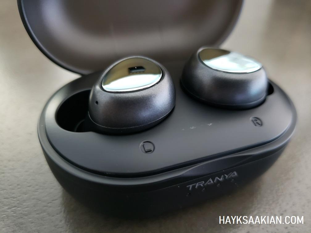 Tranya T3 Bluetooth Earbuds