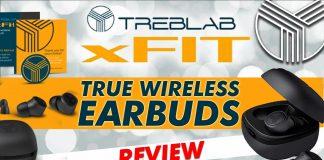 Treblab Xfit True Wireless Earbuds Review