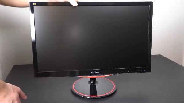 "viewsonic vx2458 mhd 24"" gaming monitor"