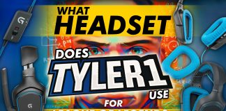What Headset Does Tyler1 Use For League Of Legends Final