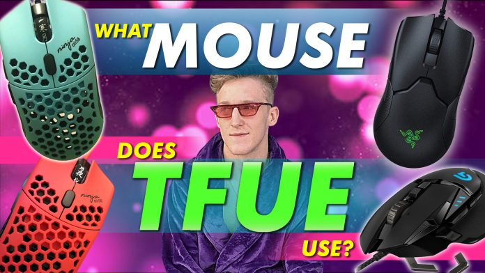 What Mouse Does Tfue Use