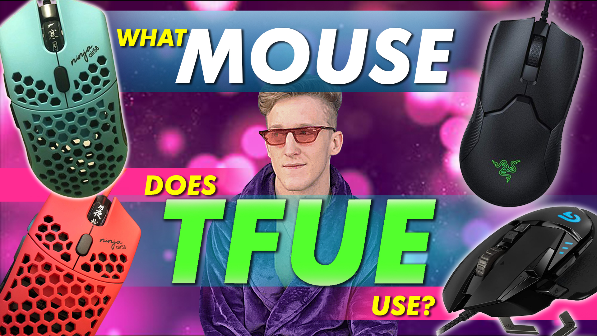 Tfue Mouse What Mouse Does He Use For Gaming And Streaming Updated January 2021 Hayk Saakian