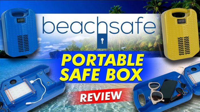 Beachsafe Portable Safe Box Review