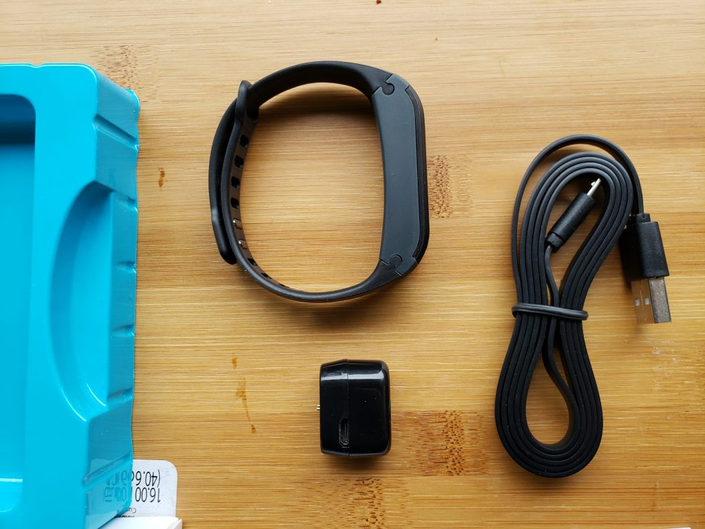 Yoo Rx fitness tracker unboxing