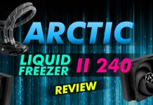 Arctic Liquid Freezer Ii 240 Review