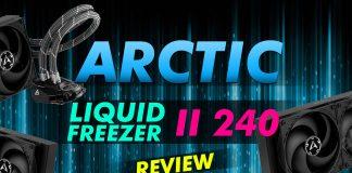 Arctic Liquid Freezer Ii 240 Review
