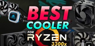 Best Cooler For Ryzen 3300x Pc Build