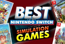 Best Nintendo Switch Simulation Games