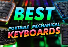 Best portable mechanical keyboard