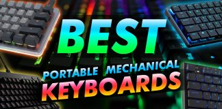 Best portable mechanical keyboard