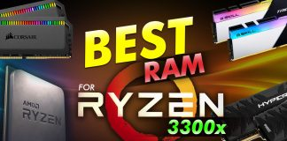 Best Ram For Ryzen 3300x