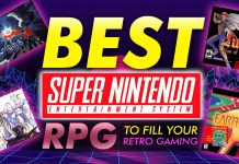 Best Snes Rpgs To Fill Your Retrogaming Needs