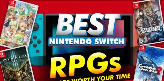 Best Switch Rpgs That Are Worth Your Time