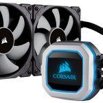 Corsair Hydro Series H100i PRO RGB AIO Liquid CPU Cooler