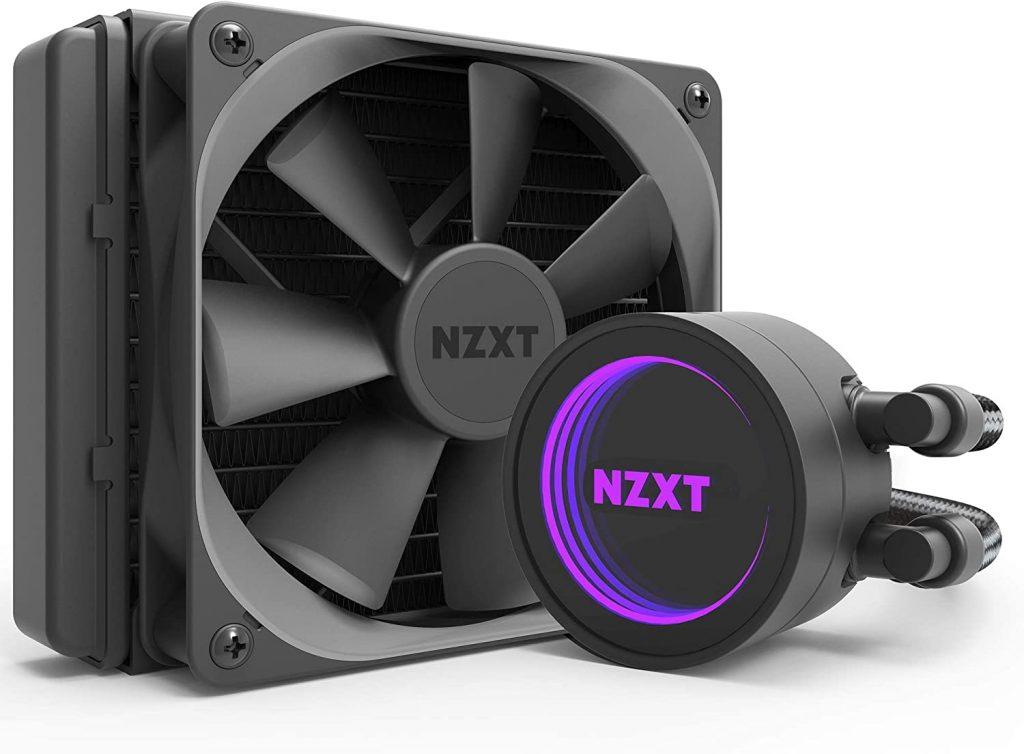 Nzxt Kraken M22 Cpu Liquid Cooler