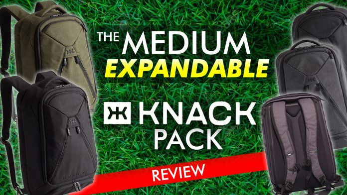 The Medium Expandable Knack Pack Review