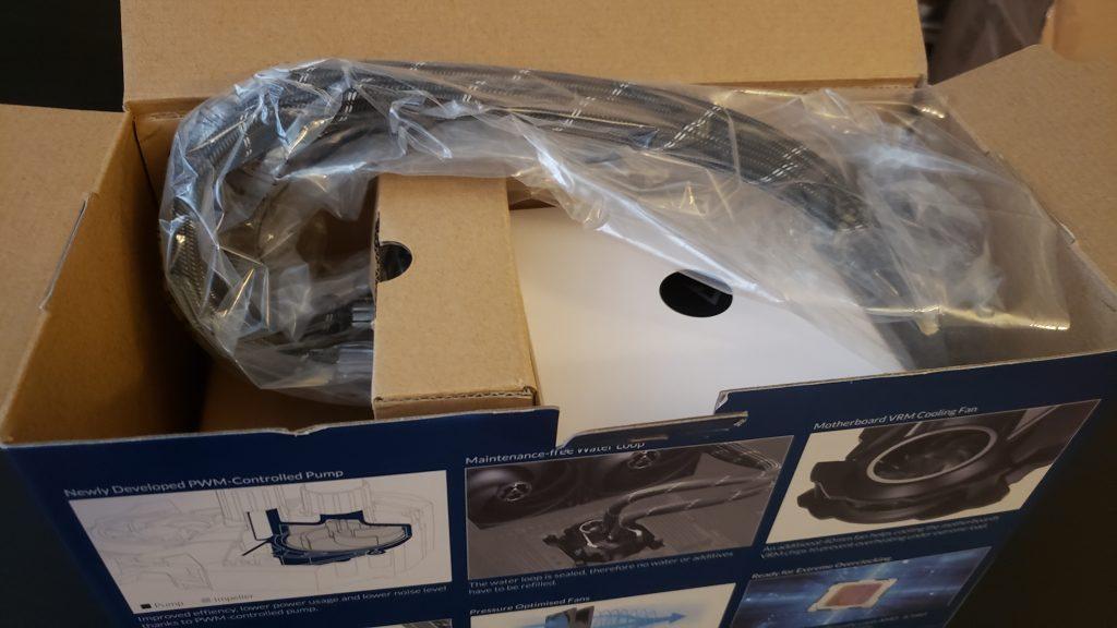 Image of Arctic Liquid Freezer II 240 In Box