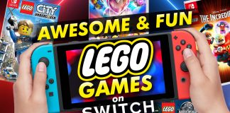 8 Awesome & Fun Lego Games On Switch