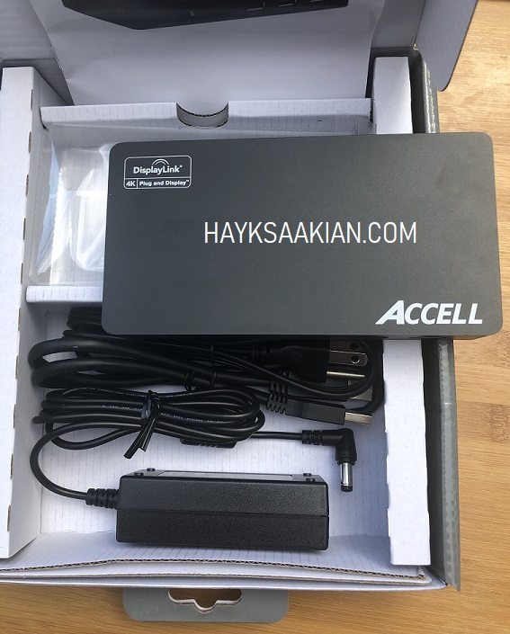 Accell Usb 3.0 Docking Station Review