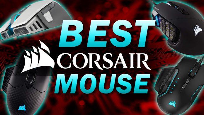 Best Corsair Mouse