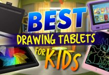Best Drawing Tablets For Kids