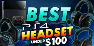 Best Ps4 Headsets Under $100