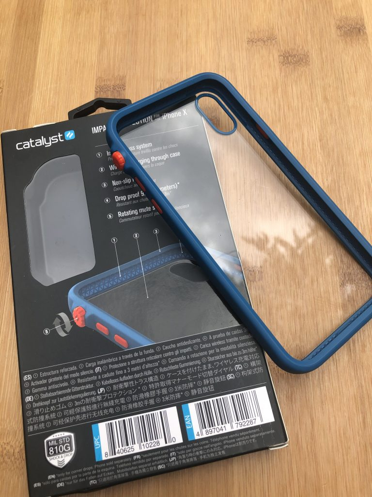 Catalyst Iphone X Case