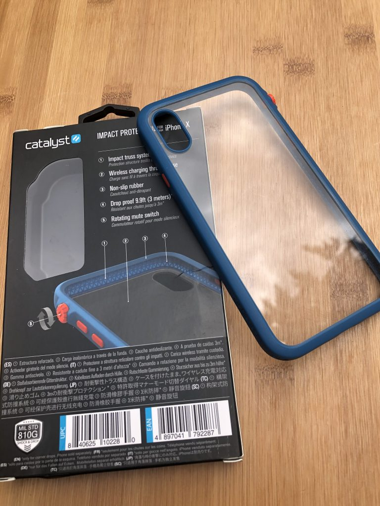 Catalyst Iphone X Case Review