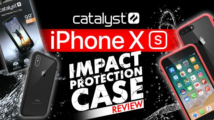 Catalyst Iphone X Xs Impact Protection Case Review