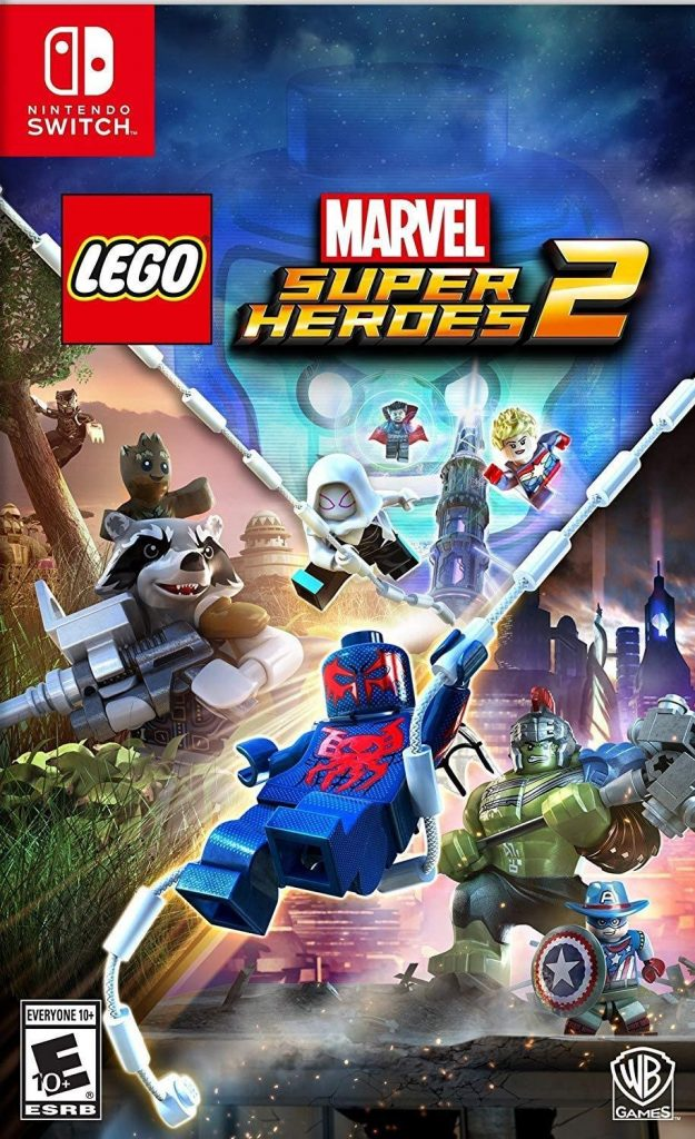 Lego Marvel Superheroes 2 Nintendo Switch