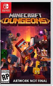 Minecraft Dungeons Game Code