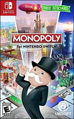 Monopoly Nintendo Switch Standard Edition