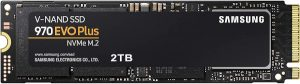 Samsung 970 Evo Plus SSD 2TB