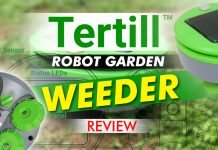 Tertill Robot Garden Weeder Review