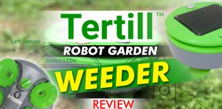 Tertill Robot Garden Weeder Review