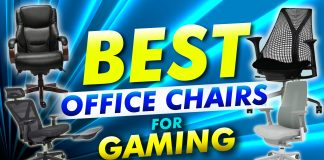 The Best Office Chairs For Gaming