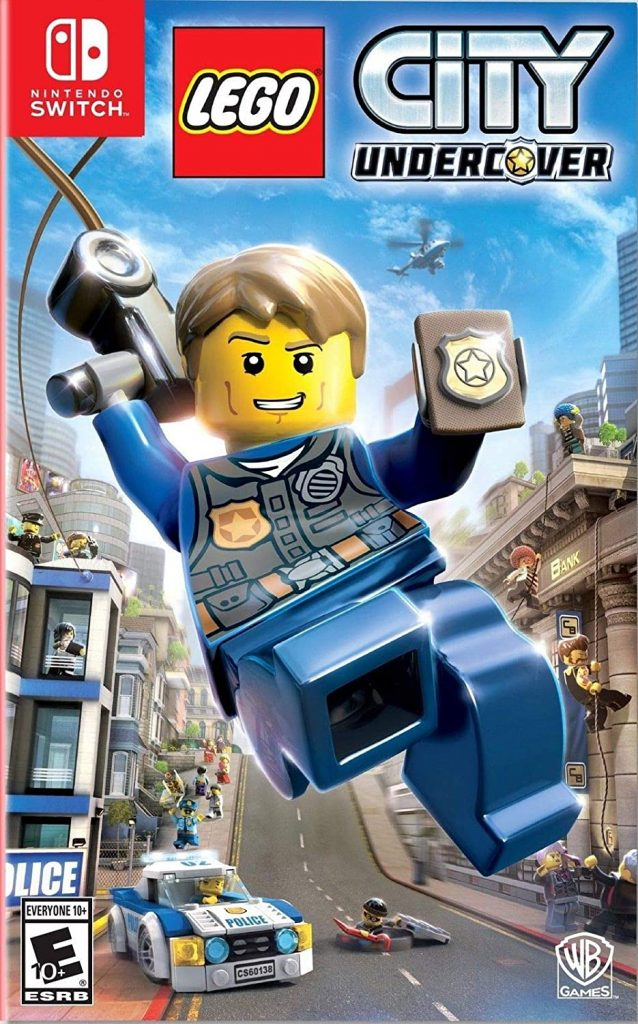 Wb Games Lego City Undercover